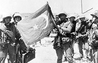 Kıbrıs Barış Harekatı'nın 46'ncı Yıldönümü