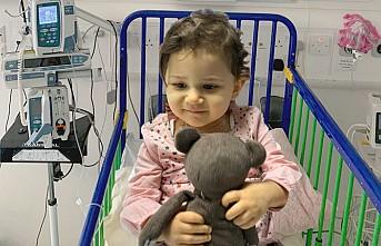 Liya Bebeğin Yaşaması İçin Acil Kök Hücre Nakli Gerekiyor