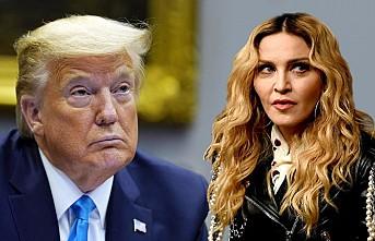 Madonna, Trump'ın Çıkma Teklifine Ne Cevap Verdi?