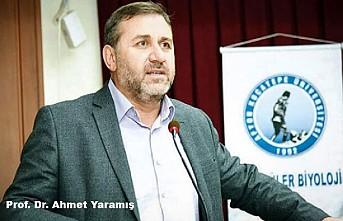 Türk Tarih Kurumu Başkanı Yaramış, İstifa Etti