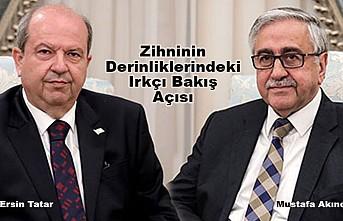 Başbakan Tatar'dan Cumhurbaşkanı Akıncı'ya Çok Sert Çıkış!