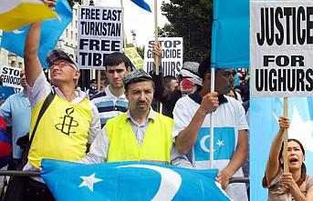 Çin, Doğu Türkistan ve Tibet İçin Londra'da Protesto Edilecek