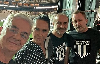 Hülya Avşar Beşiktaş için verdiği bağış sözünü tuttu