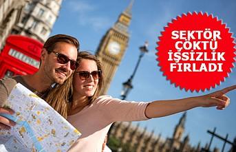 İngiltere Turizmine Salgın Darbesi