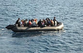 İngiltere'ye deniz yoluyla kaçak geçişlerde büyük artış yaşanıyor