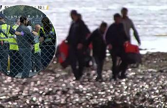 İngiltere'ye Ulaşan Mülteci Genç, Irkçıların Saldırısına Uğradı