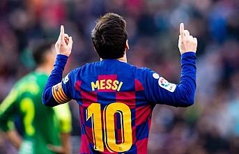 Manchester City'den Messi'ye dev teklif