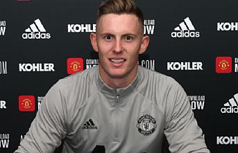 Dean Henderson, Manchester United Kadrosunda