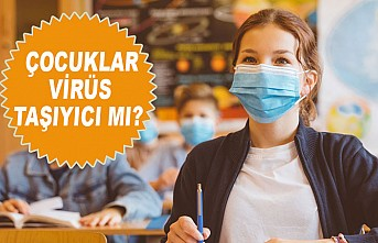 Okulda Çocuklar İçin Koronavirüs Tehlike mi?