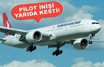 THY'nin Ankara-Münih Uçağında Arbede!