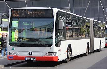 Almanya'da toplu taşıma çalışanları grevde
