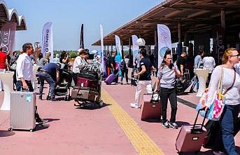 Antalya, çok kültürlü turizme ev sahipliği yapıyor