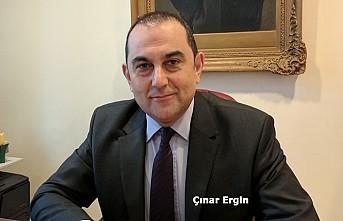 Başkonsolos Çınar Ergin Veda Etti