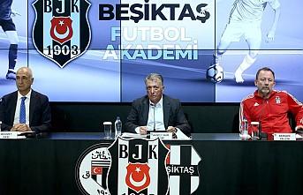 Beşiktaş'ın Altyapısında Mehmet Ekşi Dönemi