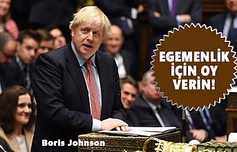 Boris Johnson, Tartışmalı Tasarıya Destek İstedi
