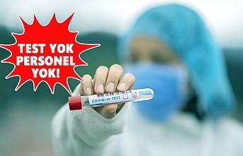 İngiltere Hastanelerinde Test Kaosu!