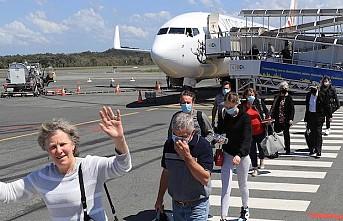 İngiltere'nin güvenli ülkeler listesindeki Türkiye'ye tatil talebi arttı