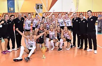 Türk Hava Yolları, Kadınlar Balkan Şampiyonu