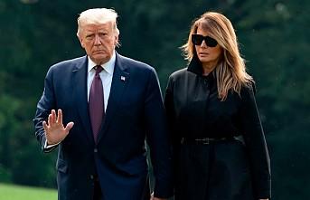 ABD Başkanı Trump ve eşi Melania Trump Kovid-19'a yakalandı