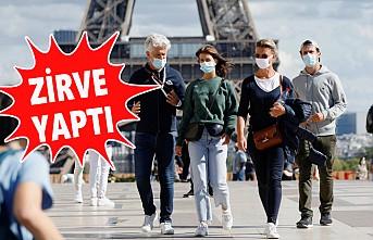 Avrupa'da Koronavirüs O Ülkede Patladı