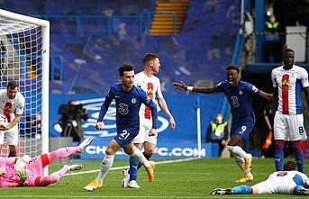 Chelsea'nın sahasındaki ilk galibiyeti