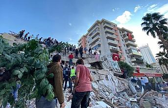 Dünyadan Türkiye'ye Deprem Sonrası Destek Mesajı Yağdı