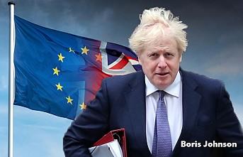 İngiltere Başkanı Johnson'dan 'Anlaşmasız Brexit' Mesajı