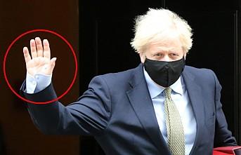 İngiltere, Boris Johnson'ın Düğmesini Konuşuyor