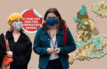 İngiltere'de Koronavirüs Ölüm Rakamı Hızlı Artış