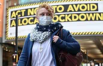 İngiltere'nin Manchester Kentinde Kovid-19 Önlemleri Sertleşiyor