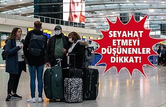 İngiltere, Seyahat Karantina Listesine O Ülkeleri de Ekledi