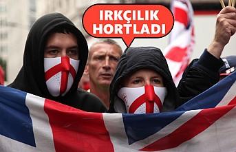İngiltere ve Galler'de Nefret Suçlarında Korkutan Artış