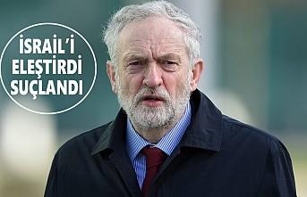 Jeremy Corbyn'in Parti Üyeliği Askıya Alındı