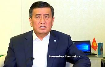 Kırgızistan Cumhurbaşkanı Ceenbekov Görevi Bırakacak