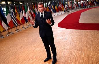 Macron Müslümanları hedef aldı!