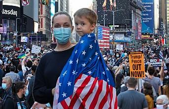 ABD Halkı Biden'ın Zaferini Kutluyor