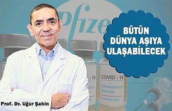 Aşıyı Bulan Türk Prof. Uğur Şahin Konuştu!