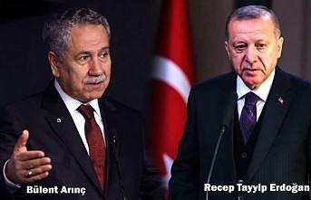 Erdoğan, Arınç'a Kapıyı Gösterdi!