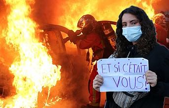 Fransa Ayakta, Paris Alev Alev!
