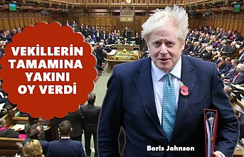 İngiliz Parlamentosu'ndan Karantinaya Onay