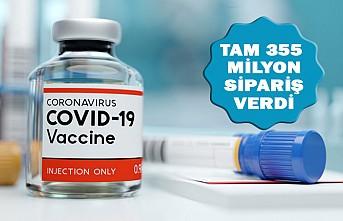 İngiltere Aşı Stoku Yapıyor