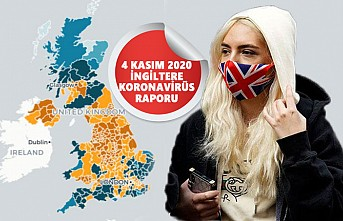 İngiltere'de Koronavirüs Tablosu Ağırlaştı