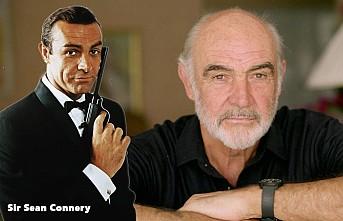 İskoç 'James Bond', Sir Sean Connery Hayatını Kaybetti