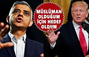 Londra Belediye Başkanı, Trump İçin Konuştu
