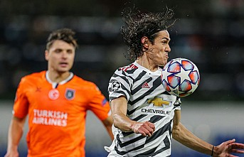 Medipol Başakşehir, Manchester United'a Fırsat Tanımadı