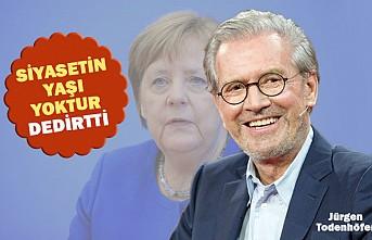 Tam 80 Yaşında Parti Kurup Merkel'e Rakip Oldu