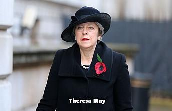 Theresa May Tekrar Downing Street'te