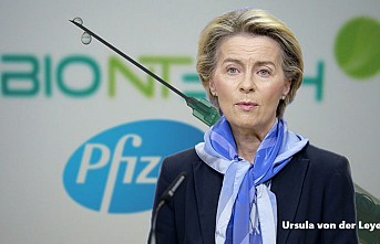 AB Komisyonu'ndan, Pfizer/BioNTech Aşısına Dağıtım İzni