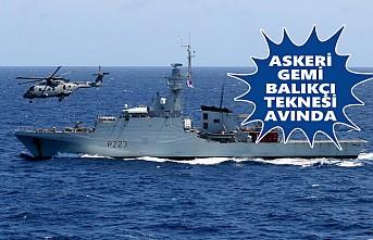 İngiliz Donanması, Fransız Balıkçıları Gözaltına Alabilecek