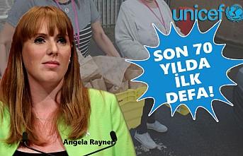 İngiltere'nin UNICEF Utancı!